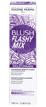 EUGENE PERMA Professionnal - Blush Flashy Mix Violet